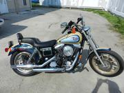 1992 Harley-Davidson Dyna Classic 50th Commermo.